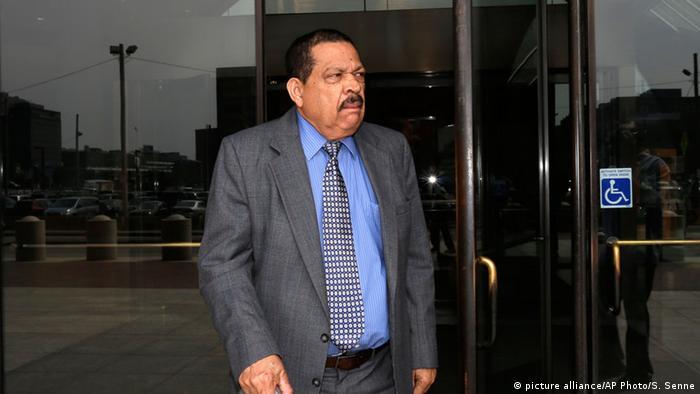 Inocente Orlando Montano (picture alliance/AP Photo/S. Senne)