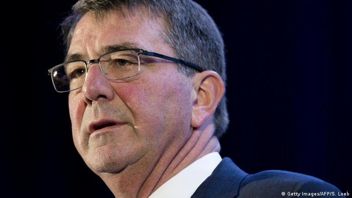 US-Verteidigungsminister Ashton Carter (Foto: Getty Images/AFP)