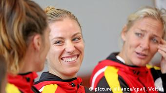 Tennis Fed Cup Angelique Kerber (picture alliance/dpa/J. Woitas)