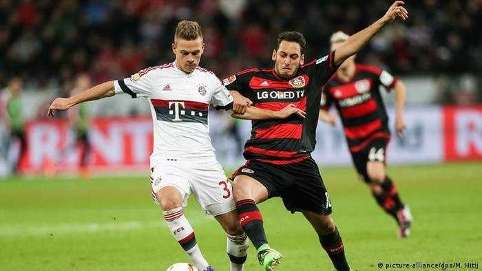 Bayern München Vs Bayer Leverkusen