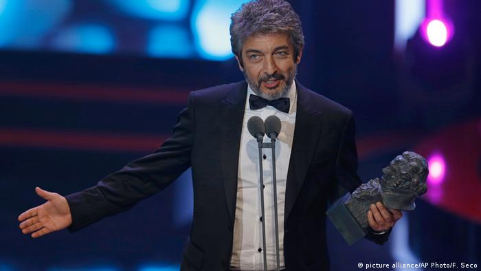Spanien Ricardo Darin erhält Goya