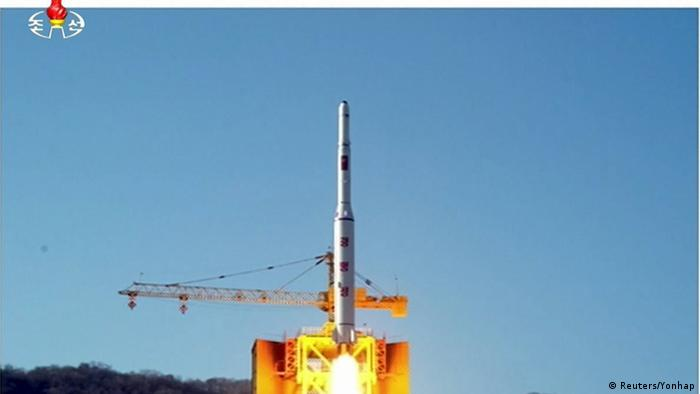 UN Security Council ′strongly Condemns′ N. Korea Rocket