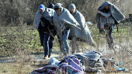 Чорногорія обмірковує спорудження паркану на кордоні з Албанією через біженців