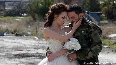 Syrien Hochzeit in Homs