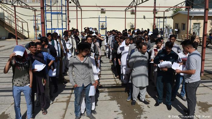 Bildergalerie Afghanistan Passport