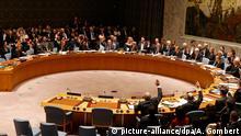 Symbolbild UN-Sicherheitsrat