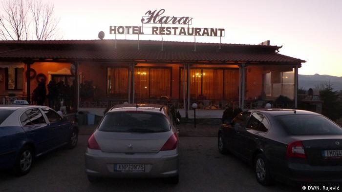 Griechenland Das Motel Hara