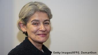Irina Bokova (Getty Images/AFP/J. Demarthon)