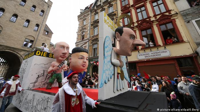 Köln Deutschland Karneval Rosenmontag