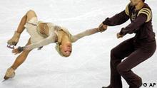 BdT Aljona Sawtschenko und Robin Szolkowy Winterolympiade Turin