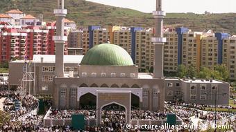 Džamija na Alipašinom polju koju je izgradila Saudijska Arabija