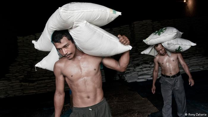 Indonesien Zuckerfabrik