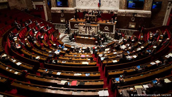 Members of the French Parliament