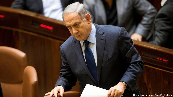 Netanyahu described the controversial law as democratic