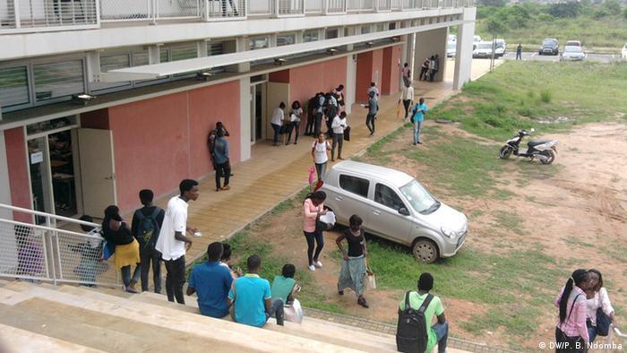 Angola Universität Agostinho Neto
