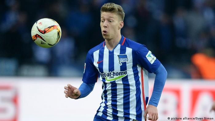 Hertha's Weiser all the wiser against Bayern