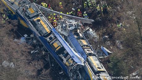 Співробітника Deutsche Bahn засудили до 3,5 років позбавлення волі