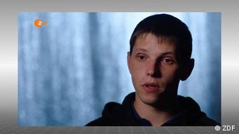 Juri Labyskin in der ZDF-Doku (Foto: ZDF)