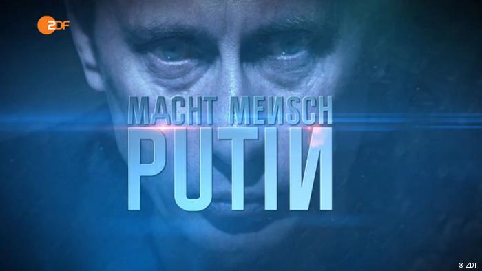 Screenshot zum ZDF-Film Machtmensch Putin