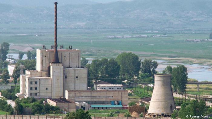 Nordkorea startet Atomreaktor neu