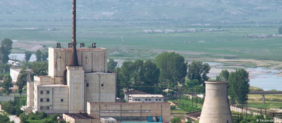 As instalações nucleares de Yongbyon