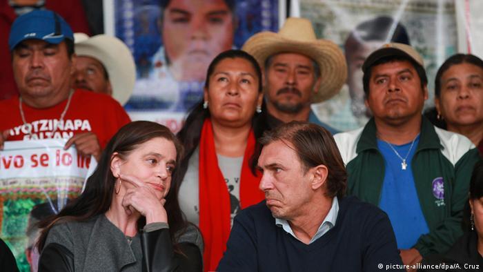 Argentinien Forensiker berichten über Leichenfunde in Mexiko