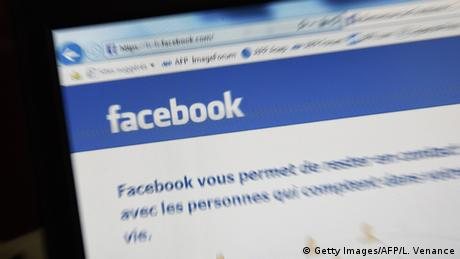 Facebook Frankreich (Getty Images/AFP/L. Venance)