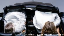 Mercedes Airbags