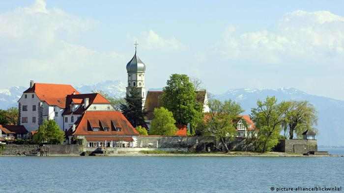 Wasserburg am Bodensee (picture-alliance/blickwinkel)