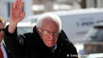 USA Vorwahlen New Hampshire Bernie Sanders