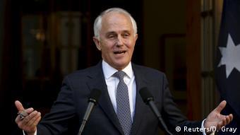 Australien Malcolm Turnbull