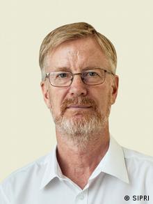 SIPRI Direktor Dan Smith (Foto: SIPRI)