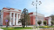 Das Gebäude des tadjikischen Parlaments, Duschanbe