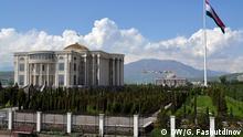 Residenz von Präsidenten des Tadjikistans, Duschanbe