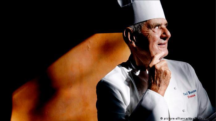 Französischer Koch Paul Bocuse (picture-alliance/dpa/R. Nederstigt)