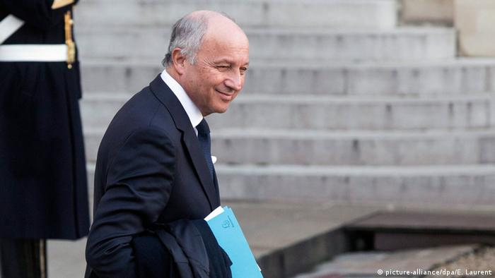 Fabius' announcement comes ahead of a wider government reshuffle