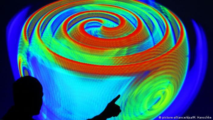 Deutschland Max-Planck-Institut Gravitationswellen