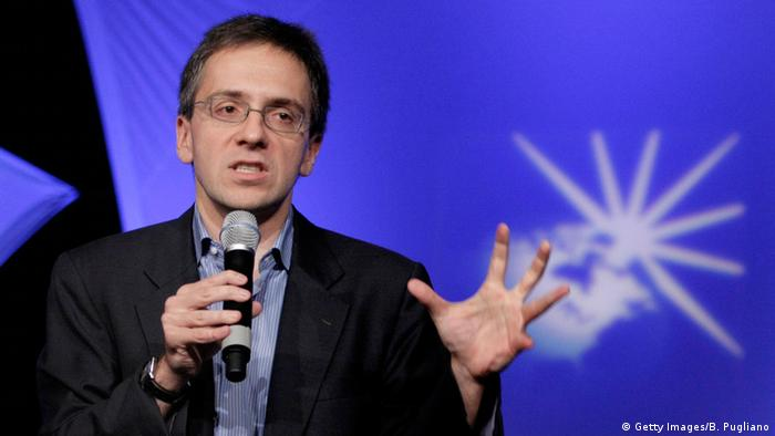 Ian Bremmer Präsident of Eurasia Group (Getty Images/B. Pugliano)