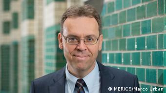 سباستیان هایلمن، مدیر مرکز تحقیقات چین در برلین