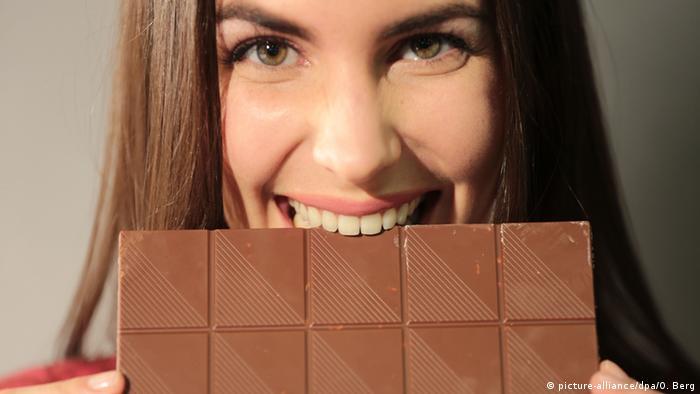 Chocolate - Magazine cover