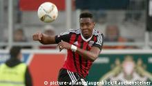 Roger de Oliveira Bernardo, del Ingolstadt, es el jugador al que más infracciones le cometen en Alemania.