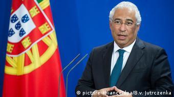 Berlin Ministerpräsident von Portugal, António Costa