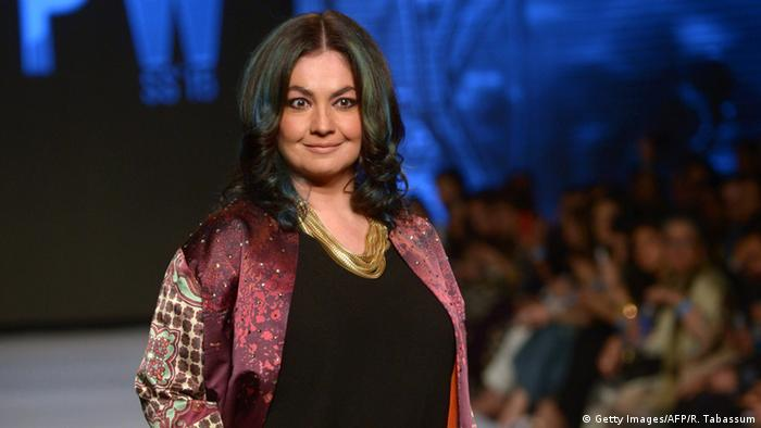Indien Schauspielerin Pooja Bhatt (Getty Images/AFP/R. Tabassum)
