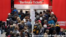 Berlinale Ticketschalter Ticket Shop Verkaufsstelle