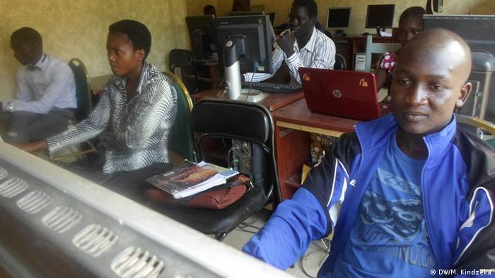 Over 200 youngsters have attained basic computer skillsv at Idi's center.