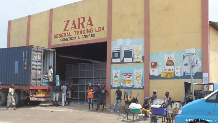 Angola Supermarket