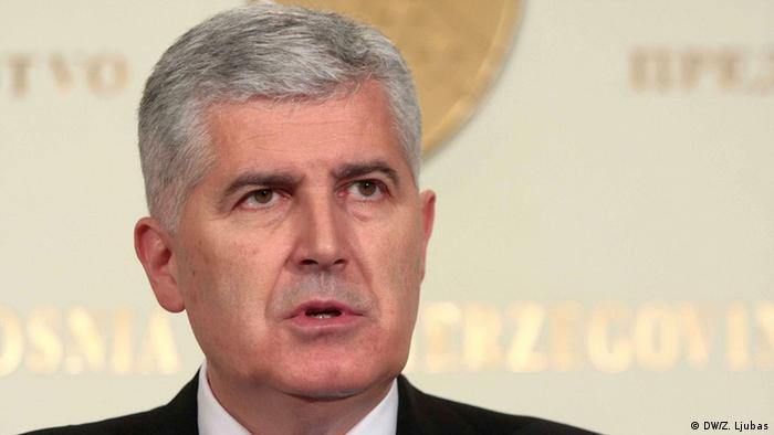 Bosnien und Herzegowina Dragan Covic