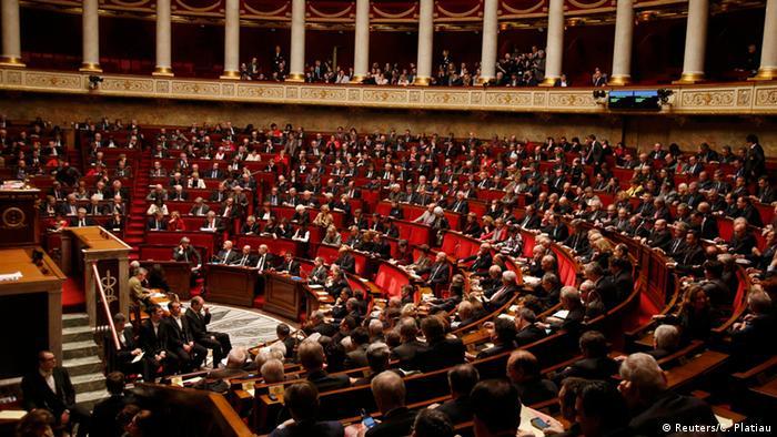 Парламент во Франции