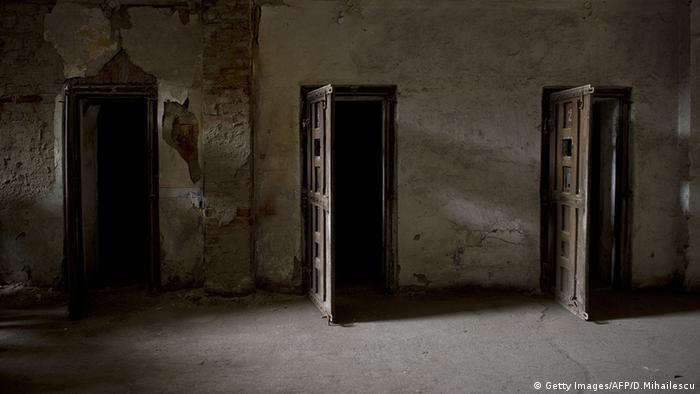 Die Haftanstalt in der rumänischen Stadt Ramnicu Sarat (Foto: Getty Images/AFP/D.Mihailescu)
