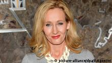 Harry Potter Autorin J.K. Rowling